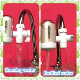 Quanyi Filter Penyaring Keran Air - QY-201 - Transparent - 2