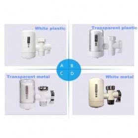 Quanyi Filter Penyaring Keran Air - QY-201 - Transparent - 3