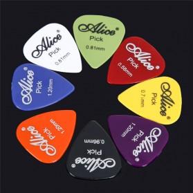 Alice Pick Gitar Akustik 50 PCS - A011A - Multi-Color - 3