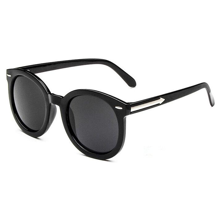 Kacamata Hitam Vintage UV400 - 1217 - Black Gray - JakartaNotebook.com e9e5c3b896