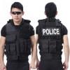 Pakaian Pria Terbaru Keren - Rompi Militer Airsoft Gun CS Tactical Vest Combat 800D - Black