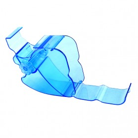 Dispenser Roll Kapas - Blue - 3