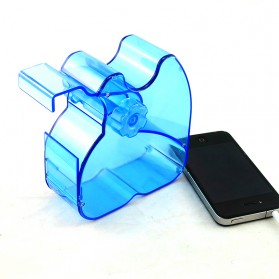 Dispenser Roll Kapas - Blue - 5