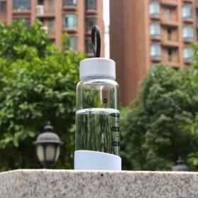 Botol Minum Kaca 320ml - FQ-B751 - Blue