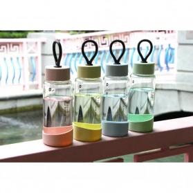 Botol Minum Kaca 320ml - FQ-B751 - Blue - 2