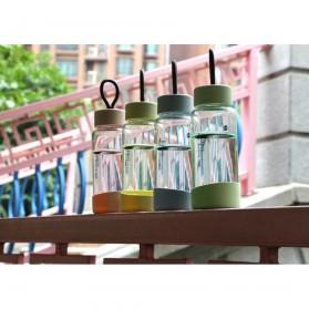Botol Minum Kaca 320ml - FQ-B751 - Blue - 3