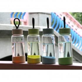 Botol Minum Kaca 320ml - FQ-B751 - Blue - 4