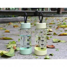 Botol Minum Kaca 320ml - FQ-B751 - Blue - 7
