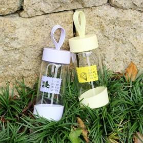 Botol Minum Kaca 280ml - FQ-B633 - Pink - 5