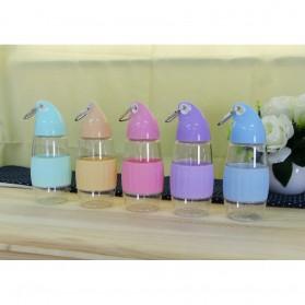 Botol Minum Plastik 350ml - FQ-3638 - Pink - 2