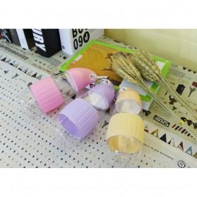 Botol Minum Plastik 350ml - FQ-3638 - Pink - 4