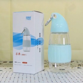 Botol Minum Plastik 350ml - FQ-3638 - Pink - 5