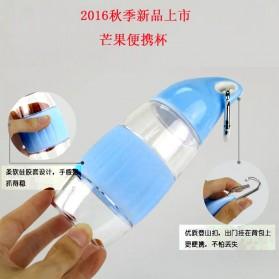 Botol Minum Plastik 350ml - FQ-3638 - Pink - 7