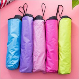 Payung Lipat Anti UV - JJ57543 - Blue - 5