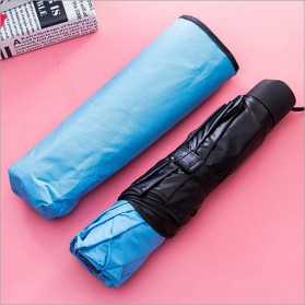 Payung Lipat Anti UV - JJ57543 - Blue - 6