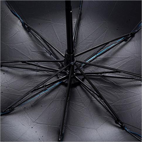 Payung Lipat Anti UV - Blue - 7 .
