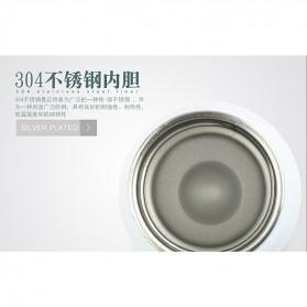 Giuai Botol Minum Stainless Steel 500ml - Pink - 5