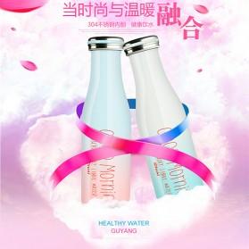 Giuai Botol Minum Stainless Steel 500ml - Blue - 2