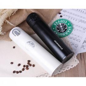 OneTwoCups Tumbler Botol Minum Thermos 400ml - BT417-0 - Black - 2