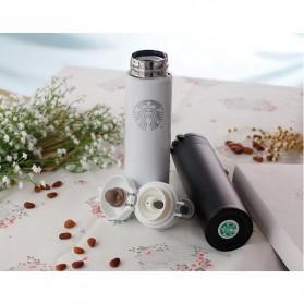 OneTwoCups Tumbler Botol Minum Thermos 400ml - BT417-0 - Black - 4
