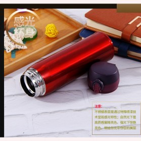 One Two Cups Tumbler Botol Minum Thermos 400ml - BT417-0 - Red - 11