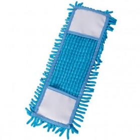 Refill Lap Microfiber Pembersih Lantai - Blue