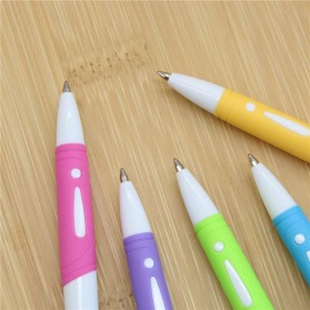 Pulpen School Kawaii Ballpoint 6 PCS - Multi-Color - 4