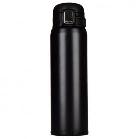 Botol Minum Termos 500ml - Black - 1