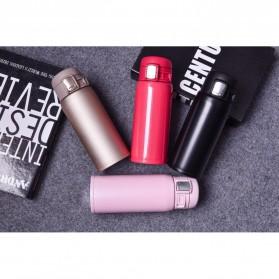 Botol Minum Termos 500ml - Black - 4