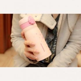 Starbuk Sakura Tumbler Botol Minum 350ml - Pink - 2