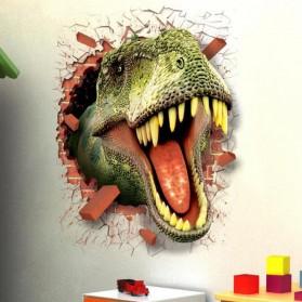 Sticker Wallpaper Dinding Dinosaurus - 2