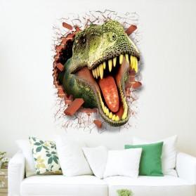 Sticker Wallpaper Dinding Dinosaurus - 3