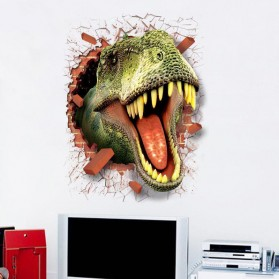 Sticker Wallpaper Dinding Dinosaurus - 4