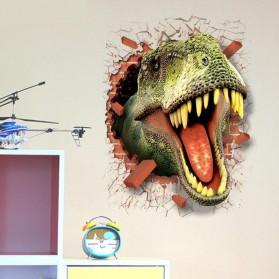 Sticker Wallpaper Dinding Dinosaurus - 5