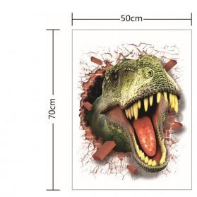 Sticker Wallpaper Dinding Dinosaurus - 6