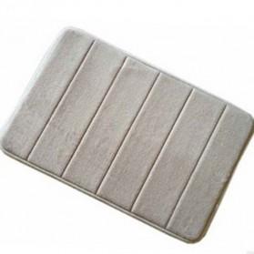 Keset Spon Model Kotak 50 x 80CM - Gray
