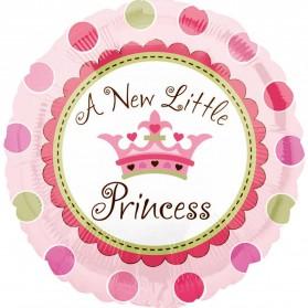 Balon Pesta Model Birthday Boy & Girl 10 PCS - Pink - 2