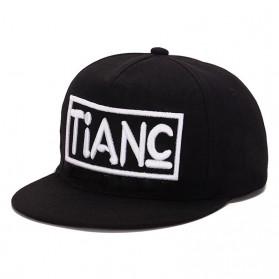 Topi Snapback Tianc - Black