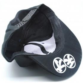 Topi Snapback Tianc - Black - 3