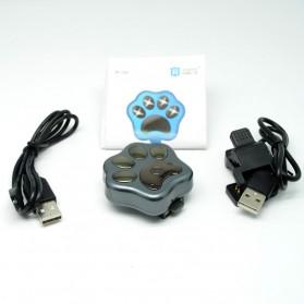 GPS Tracker Peliharaan - V30 - Black - 3