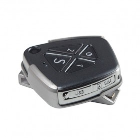 GPS Tracker Mini dengan Kamera - V42 - Black - 3