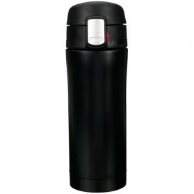 Botol Thermos Insulasi Stainless Steel 500ML - Black