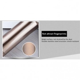 Botol Thermos Insulasi Stainless Steel 500ML - Black - 7