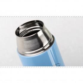 Botol Thermos Kartun Stainless Steel 350ML - Pink - 4