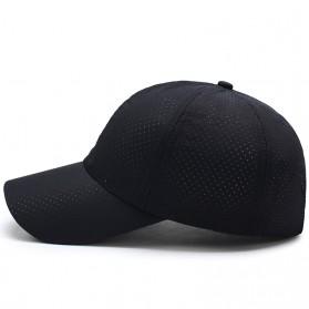 FLB Topi Baseball Snapback Polkadot - MZ237 - Black - 2