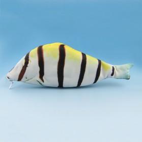 Kotak Pensil Ikan - Yellow