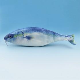 Kotak Pensil Ikan - Blue