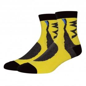 Kaos Kaki Sepakbola Soccer 39-43 - Yellow