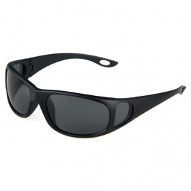 Outsun Kacamata Outdoor Polarized - Black - 1