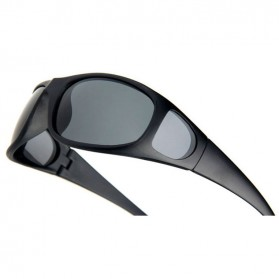 Outsun Kacamata Outdoor Polarized - Black - 4